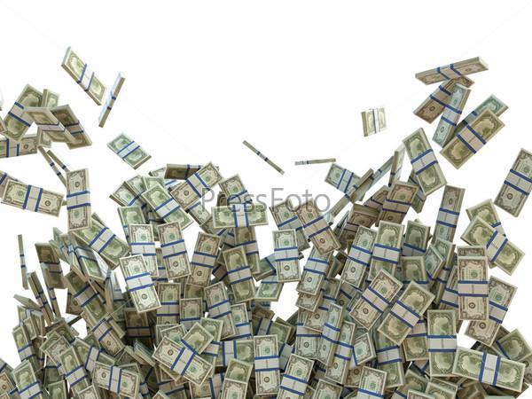 Фотография на тему Доллары США