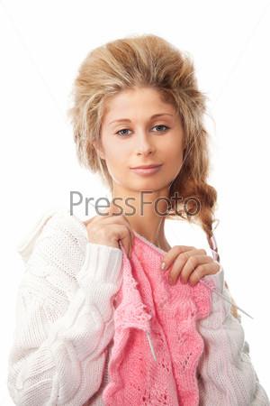 Фотография на тему Красивая домохозяйка