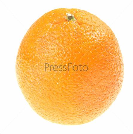 Апельсин крупным планом
