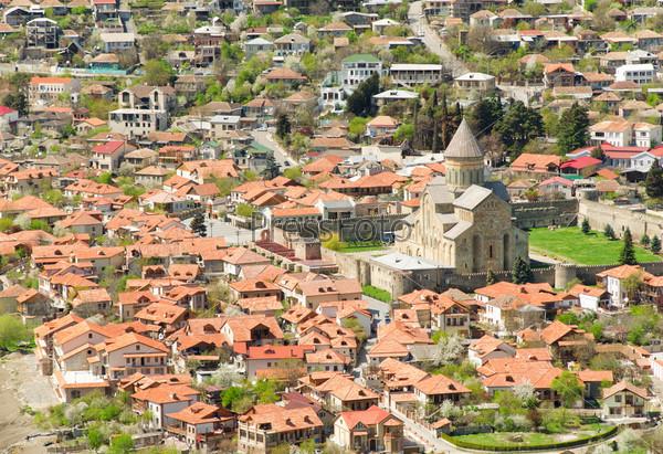 Деревня Мцхета, Грузия