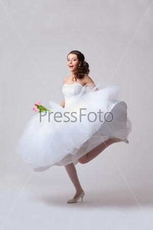 Фотография на тему Красивая невеста