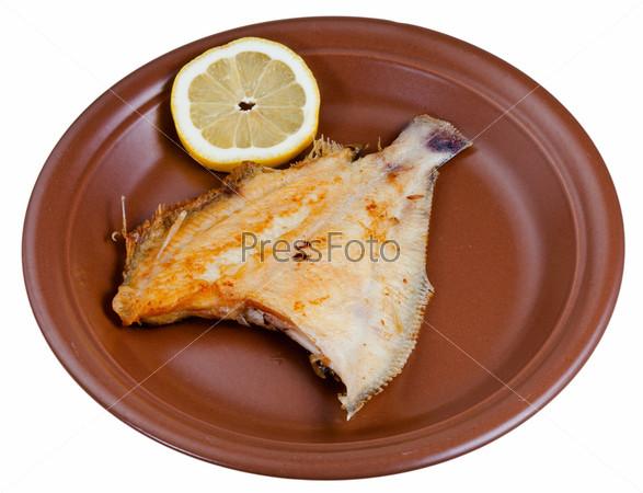 Фотография на тему Жареная рыба