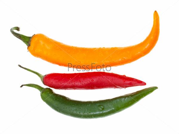 Фотография на тему Жгучие стручки перца