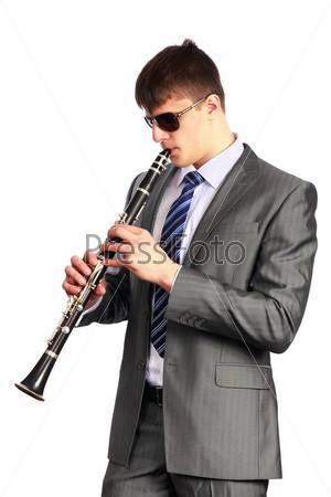 Молодой музыкант