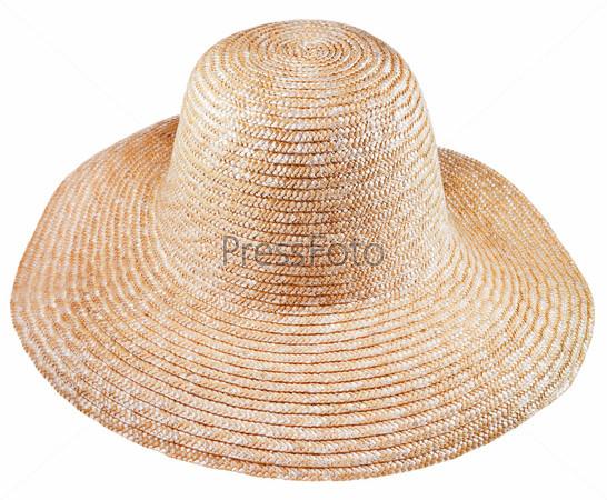 Фотография на тему Соломенная шляпа