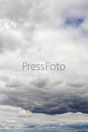 Низкие облака