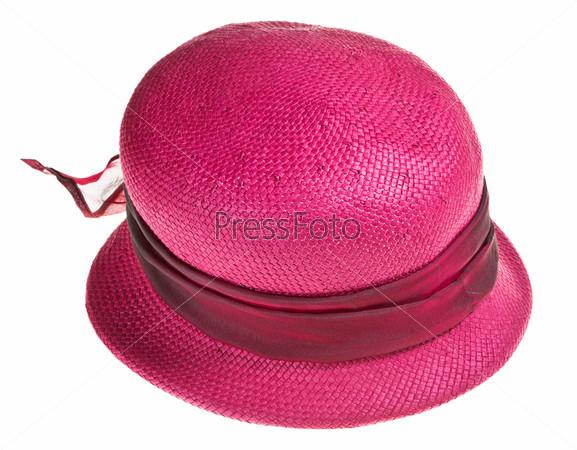 Фотография на тему Розовая шляпа