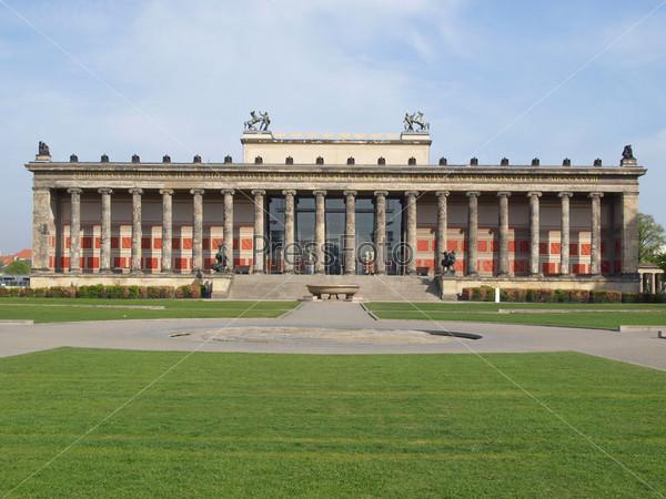 Старый музей в Берлин