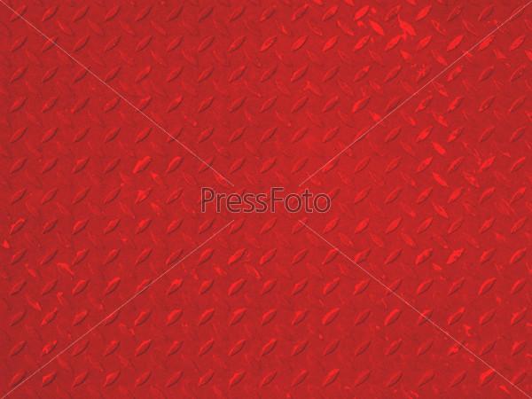 Фотография на тему Красная стальная поверхность
