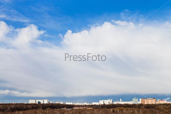 Фотография на тему Облако