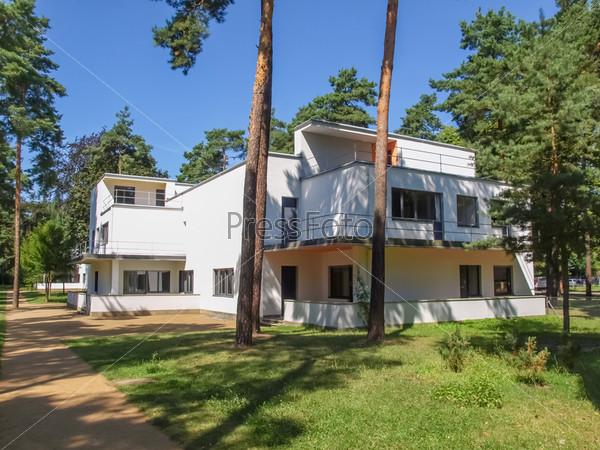Дома Баухаус в Дессау, Германия