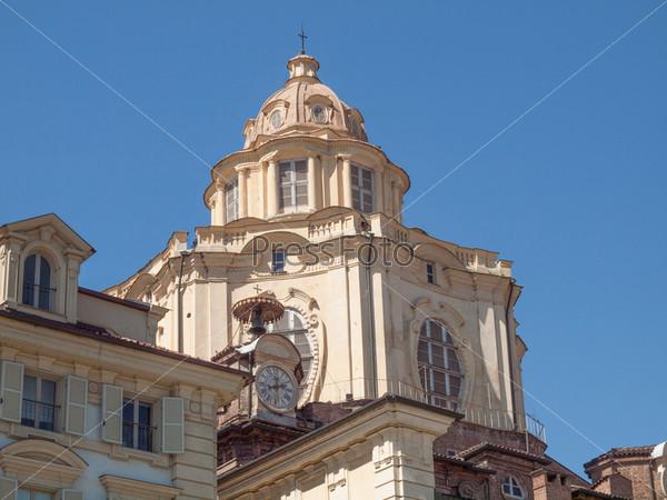 Фотография на тему Церковь Сан-Лоренцо, Турин, Италия