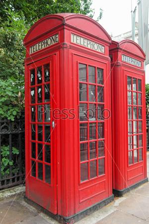 Фотография на тему Телефонные будки