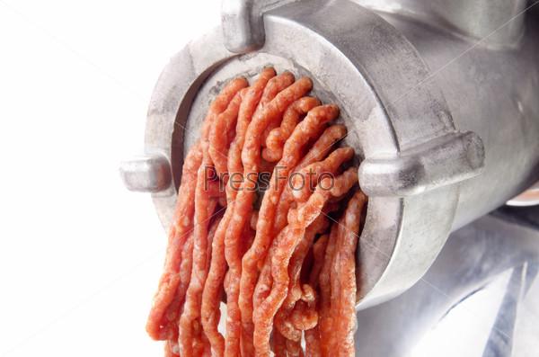 Фарш из мясорубки