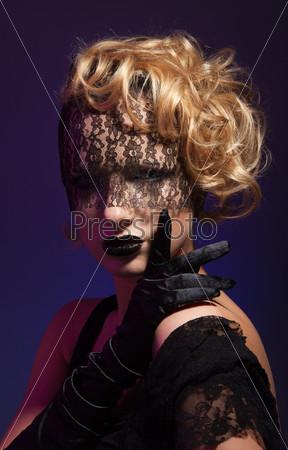 Фотография на тему Привлекательная женщина