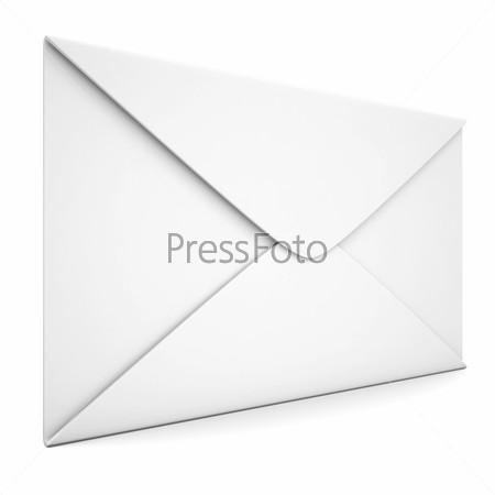 Белый конверт