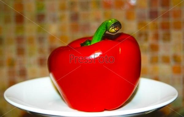 Фотография на тему Красный перец