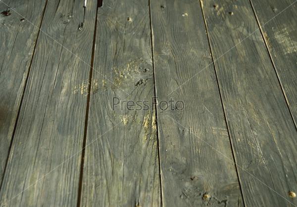 Старые деревянные доски стола или пола в качестве фона