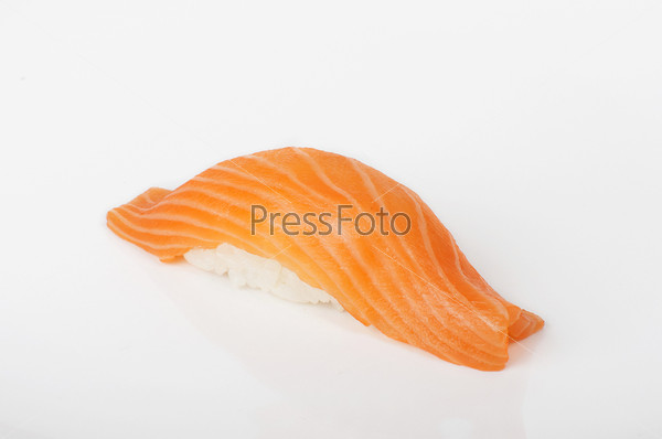 Фотография на тему Суши с лососем
