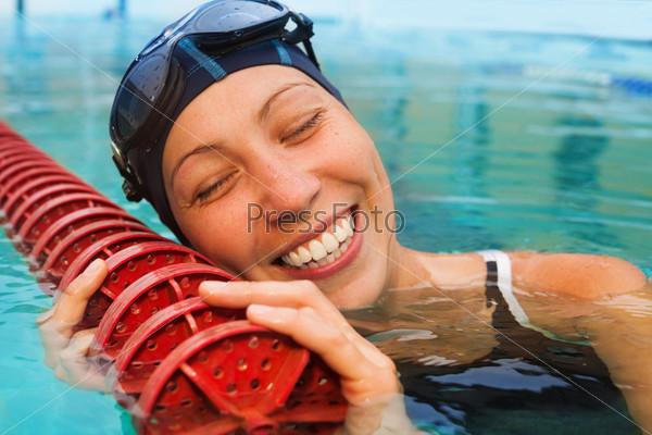 Мне нравится плавать