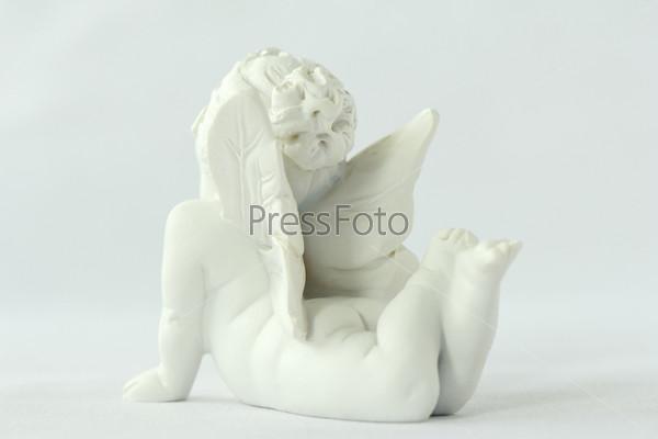 Фотография на тему Статуя крылатого ангела