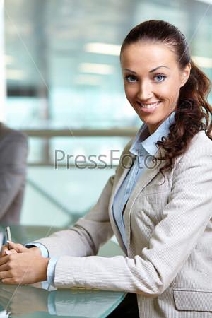 Фотография на тему Красивая бизнес-леди