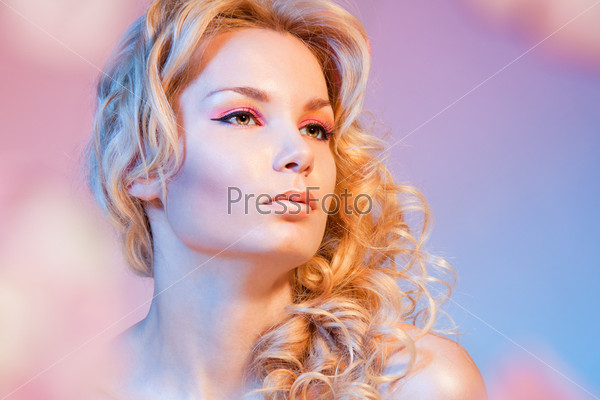 Фотография на тему Красивая девушка