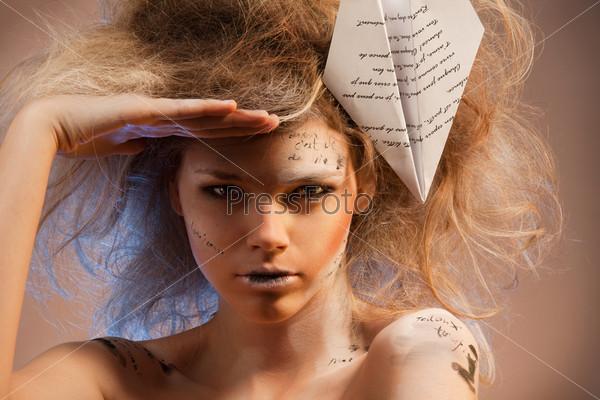 Фотография на тему Лицо – это зеркало чувств