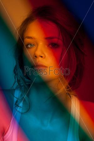 Фотография на тему Портрет за фильтрами
