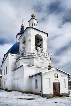 Фотография на тему Церковь Иоанна Предтечи, Россия