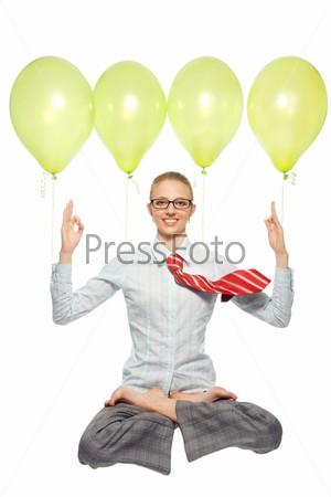 Фотография на тему Счастливый легкий бизнес