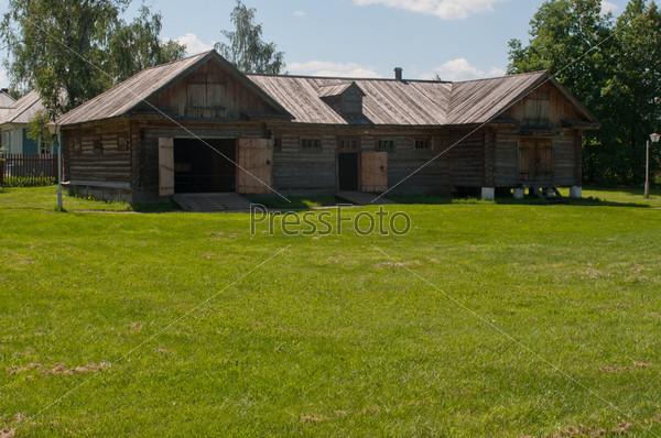 Фотография на тему Старинный дом