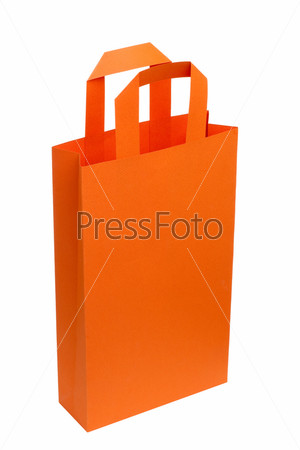 Фотография на тему Бумажный пакет