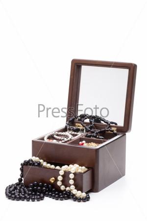 Фотография на тему Шкатулка для ювелирных изделий