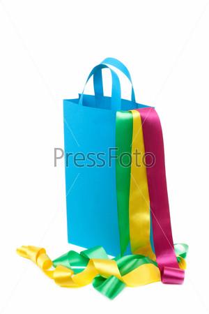 Магазинные бумажные пакеты