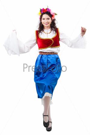 Греческий национальный танец