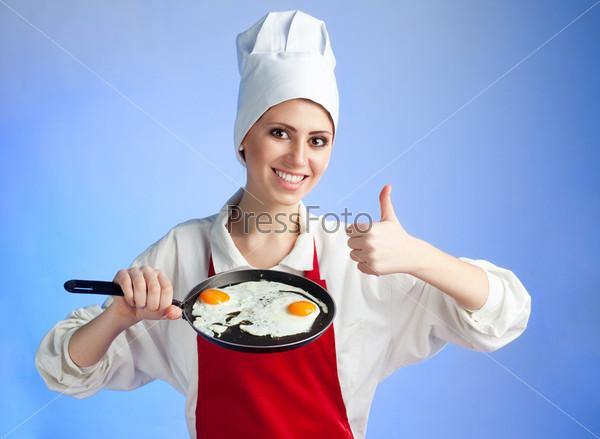 Фотография на тему Очень хорошая яичница