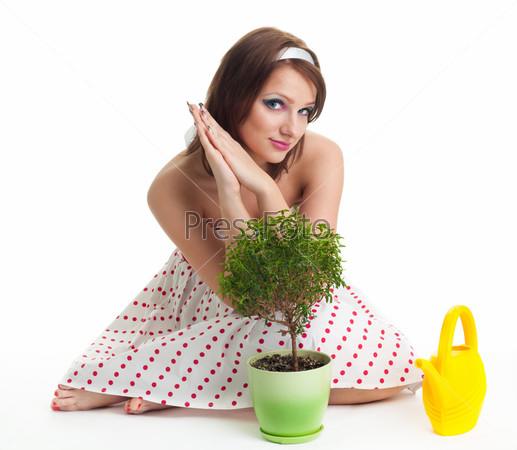Фотография на тему Ожидание роста растения