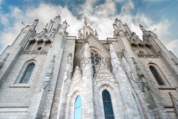 Собор в Барселоне, Испания