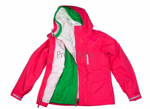 Фотография на тему Спортивная двойная куртка