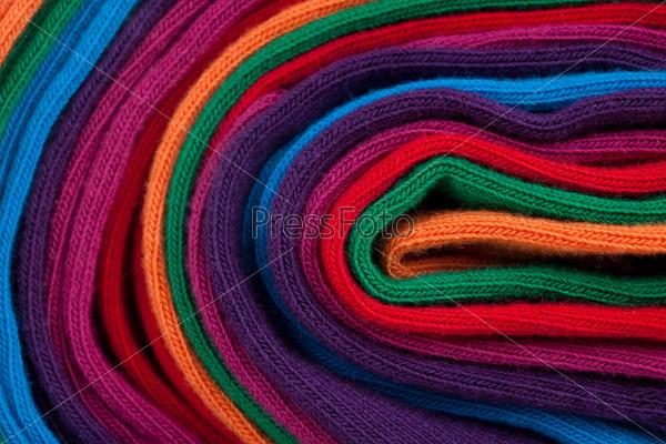 Красочные ткани
