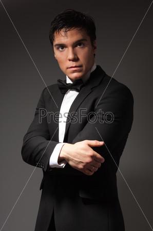Фотография на тему Портрет уверенного мужчины