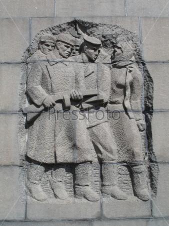 Фотография на тему Пискаревский мемориал
