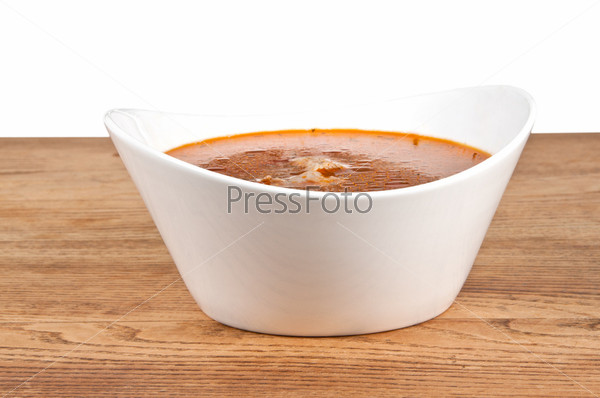 Фотография на тему Свежий суп