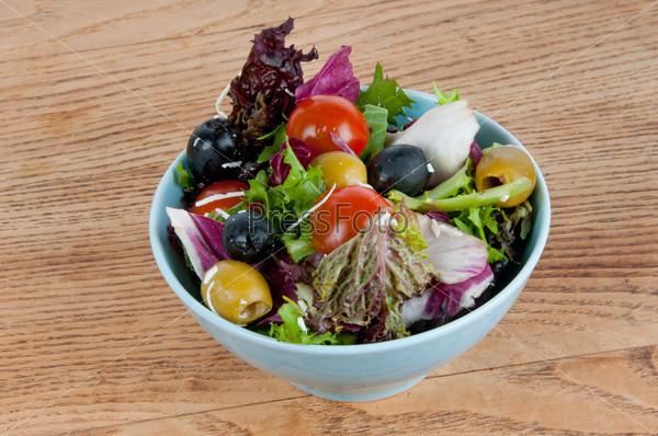 Фотография на тему Свежий салат