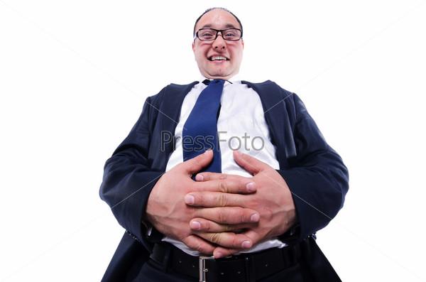 Смешной бизнесмен