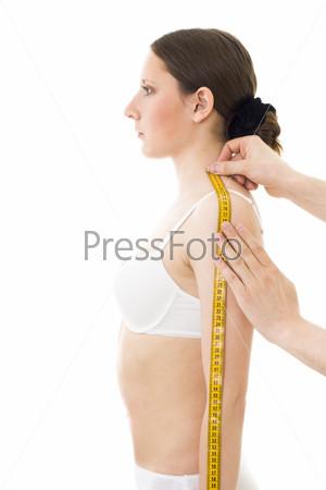 Фотография на тему Измерение женщины