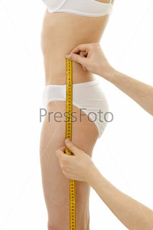 Измерение женщины