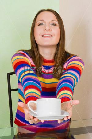 Фотография на тему Женщина на кухне