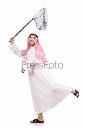 Фотография на тему Арабский бизнесмен